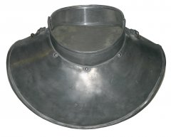 Gorget - Light alloy