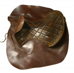 Cover for English Saddle